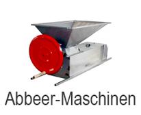 Abbeer-Maschine / Rebler
