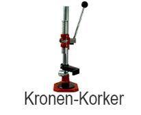 Kronkorker - Kronkorken Verschließ-Maschine