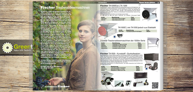 Kellereitechnik Katalog Greenbase