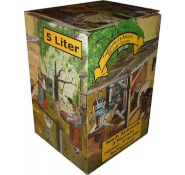 lagerverkauf bag in box karton motiv alte wein presse 5 liter g nstig kaufen. Black Bedroom Furniture Sets. Home Design Ideas