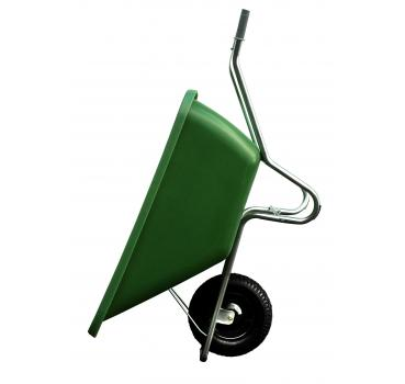 lagerverkauf yerd basics einrad schubkarre aus der. Black Bedroom Furniture Sets. Home Design Ideas