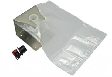 lagerverkauf edelstahlhalter f r bag in box beutel g nstig kaufen kellereitechnik lager. Black Bedroom Furniture Sets. Home Design Ideas