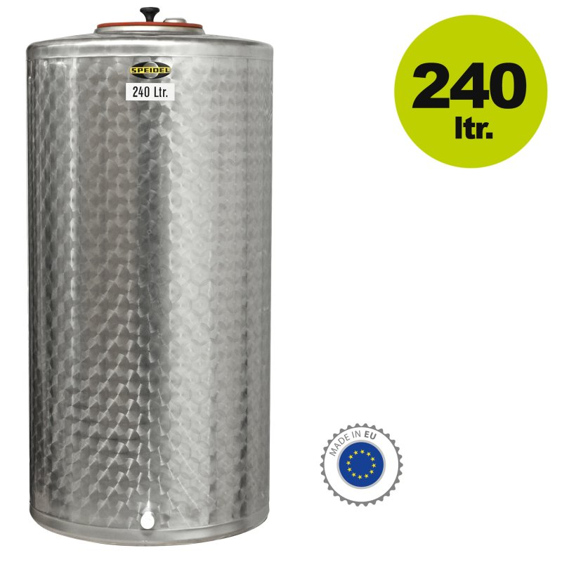 Speidel Edelstahl Lagertank BD 100 Liter Edelstahltank Weintank Lagertank