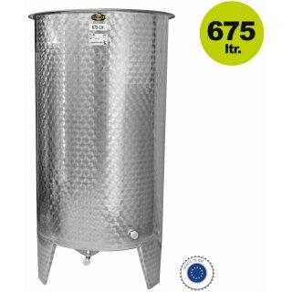 Fabelhaft Lagerverkauf: Versandkostenfrei, Speidel stehender 675 Liter &NR_54