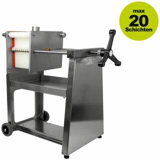 Filterschichten 20x20 für Schichtenfilter