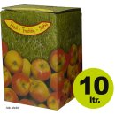 Bag in Box: Karton, Motiv Apfel 10 Liter